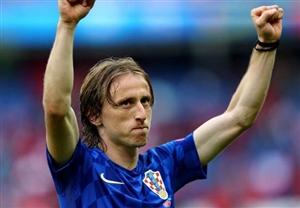 مودریچ: شب بزرگی برای فوتبال کرواسی است