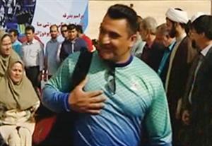 مراسم بدرقه ورزشکاران پارالمپیک ایران به ریو