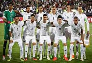 اسامی تیم ملی ایران برای دیدار با چین