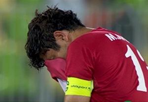 اشکهای بازیکنان تیم فوتبال 7 نفره به خاطر شکست در فینال پارالمپیک