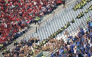 45 هزار هوادار در ورزشگاه آزادی