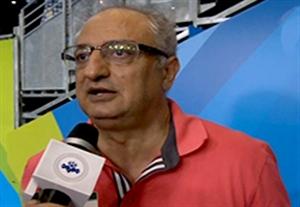 حواشی والیبال نشسته ایران - برزیل