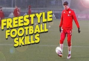 آموزش 3 حرکت تکنیکی در فوتبال
