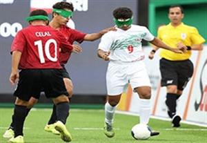 گلهای زیبا فوتبال 5 نفره در پارالمپیک ریو