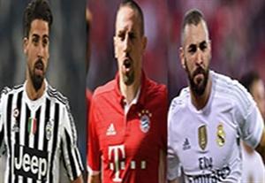 ستارگان مسلمان دنیای فوتبال