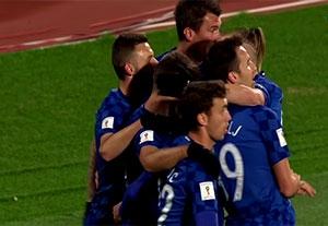 خلاصه بازی فنلاند 0-1 کرواسی