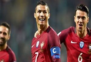 خلاصه بازی جزایر فارو 0-6 پرتغال (هتریک سیلوا)