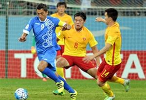 خلاصه بازی ازبکستان 2-0 چین