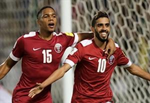 خلاصه بازی قطر 1-0 سوریه