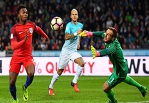 خلاصه بازی اسلوونی 0-0 انگلیس