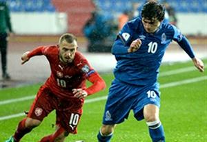 خلاصه بازی جمهوری چک 0-0 آذربایجان