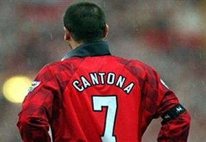 بمناسبت سالروز خداحافظی اریک کانتونا  - 7 گل برتر