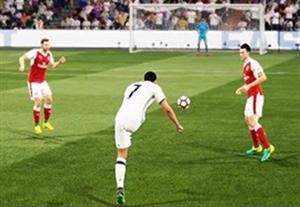 تغییرات شوت از راه دور از FIFA 1994 تا FIFA 2017