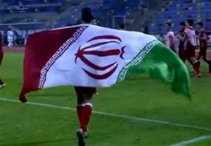 جشن جوانان ایران بعد از صعود به جام جهانی
