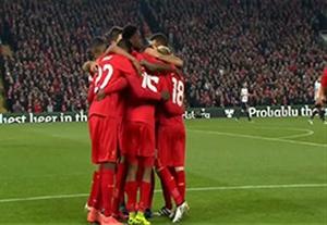 خلاصه بازی لیورپول 2-1 تاتنهام