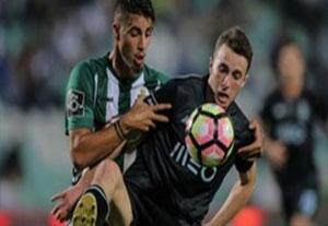 خلاصه بازی ویتوریا ستوبال 0-0 پورتو