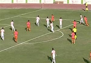 خلاصه بازی سایپا 2-1 بادران تهران