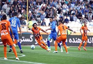 خلاصه بازی استقلال 1-0 مس کرمان