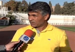 مصاحبه مربیان بعد از بازی قشقایی شیراز - برق جدید شیراز