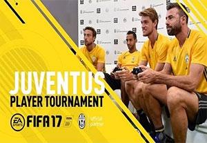 چالش بازی FIFA17 بازیکنان یوونتوس