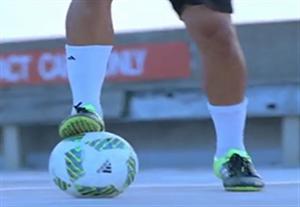 آموزش چهار حرکت نمایشی و حرفه ای در فوتبال