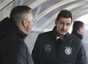 ادعای جالب کلوزه در خصوص تیم ملی آلمان