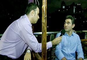 حال و هوای هواداران ایران قبل از بازی با سوریه