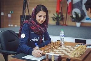 دختر شطرنج باز ایرانی در بوندس لیگا