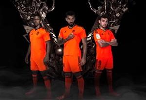 رونمایی از پیراهن جدید والنسیا در جام حذفی