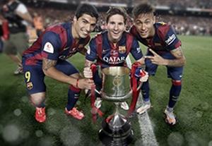 10 گل برتر بارسلونا در جام حذفی