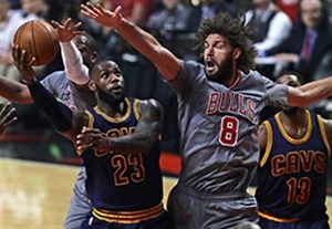 خلاصه بسکتبال شیکاگو 111-105 کلیولند