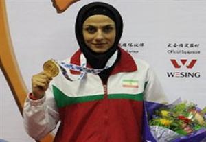 مستند بالاتر از قهرمانی در ووشو؛ مریم هاشمی