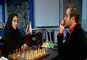 گفتگو جذاب و متفاوت با سارا خادم الشریعه