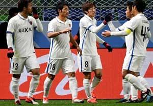 خلاصه بازی کاشیما آنتلرز 3-0 اتلتیکو ناسیونال