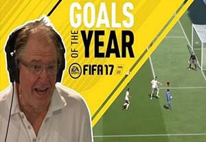 برترین گل های بازی FIFA17 در سال 2016