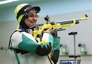 مستند نجمه خدمتی؛ جوان ترین عضو تیراندازی ایران در المپیک (زیرنویس ورزش 3)