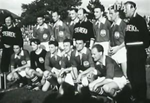 تاریخچه فوتبال؛ تیم ملی اتریش در المپیک 1936