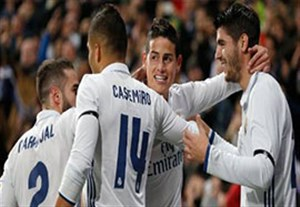 ترکیب اصلی رئال مادرید- گرانادا