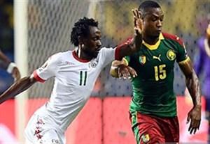 خلاصه بازی بورکینافاسو 1-1 کامرون