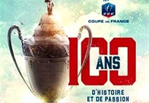 به مناسبت 100 سالگی جام حذفی فرانسه