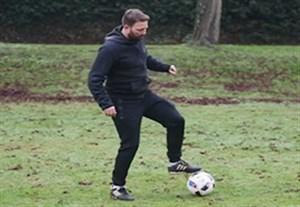 آموزش تکنیک کاربردی در فوتبال