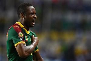 خلاصه بازی کامرون 2-1 گینه بیسائو