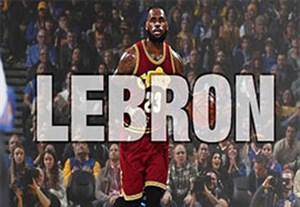 بهترین حرکات افسانه ای لبران جیمز در بسکتبال NBA