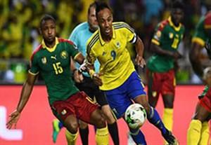 خلاصه بازی کامرون 0-0 گابن