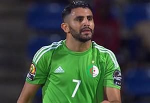 خلاصه بازی سنگال 2-2 الجزایر