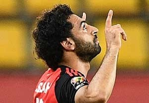 خلاصه بازی مصر 1-0 غنا (سوپر گل محمد صلاح)