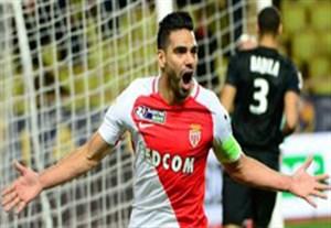 خلاصه بازی موناکو 1-0 نانسی (سوتی دروازه بان و گلزنی فالکائو)