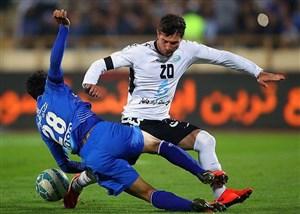 هاشمی: پنالتی و گل مقابل پرسپولیس را نگرفتند