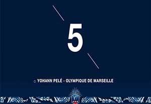 5 سیو برتر جام حذفی فرانسه