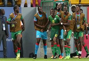 خلاصه بازی بورکینافاسو 1-0 غنا